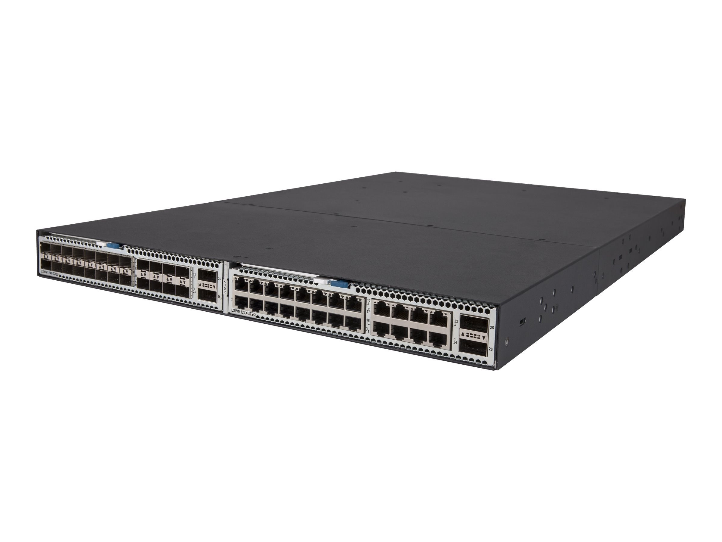 HPE FF 5930 2-Slot+ 2QSFP+ TAA Switch