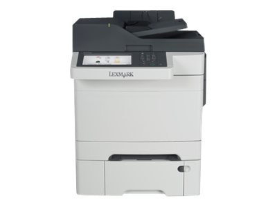 Lexmark CX510dthe Color Multifunction Laser Printer - HV w  SPR (TAA Compliant), 28ET512