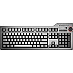Das Keyboard Ultimate Clicky w  Cherry MX Blue Key Switches, USB 3.0, Mechanical Keyboard, Blank Keycaps, DASK4UTLMBLU, 18128133, Keyboards & Keypads
