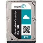 Seagate 2TB Enterprise Capacity SATA 7.2K RPM 2.5 Internal Hard Drives - 128MB Cache (40-pack), ST2000NX0303-40PK, 31903190, Hard Drives - Internal