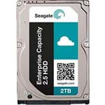 Seagate 2TB SAS 16Gb s 7.2K RPM 2.5 Internal Hard Drive - 128MB Cache