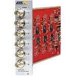 Axis 6-Channel Q7436 Video Encoder Blade