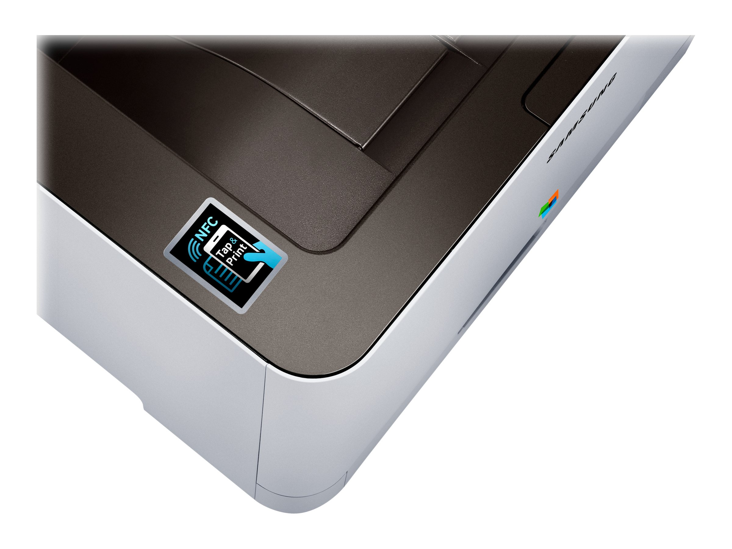 Samsung XPress C410W Color Laser Printer, SL-C410W/XAA