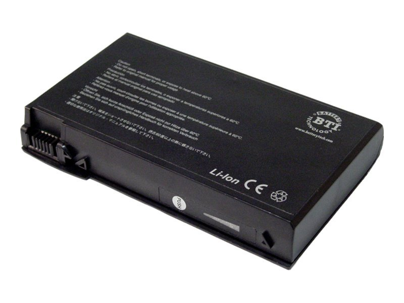 BTI HP OmniBook 6000 Series, Pavilion N6000, N6100, N6195 Li-Ion Battery