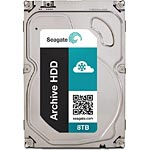 Seagate 8TB Archive SATA 6Gb s 3.5 Internal Hard Drives - 128MB Cache (20-pack), ST8000AS0002-20PK, 18474538, Hard Drives - Internal