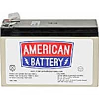 American Battery 9Ah Replacement Battery Cartridge for BP700UC, BE650BB, BE650R, BE725BB, BE650BB, BE650R-CN, BE725BB, RBC17, 18320985, Batteries - Other