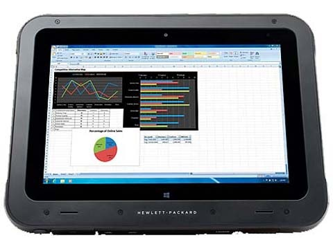 HP Rugged ElitePad 1000 G2 1.59GHz processor Windows 8.1 Pro 64-bit, L4A48UT#ABA