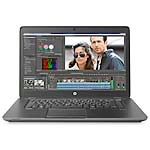 HP ZBook 15u G2 Core i7-5500U 2.4GHz 16GB 512GB SSD ac GNIC BT FR WC 15.6 FHD W7P64-W10P64