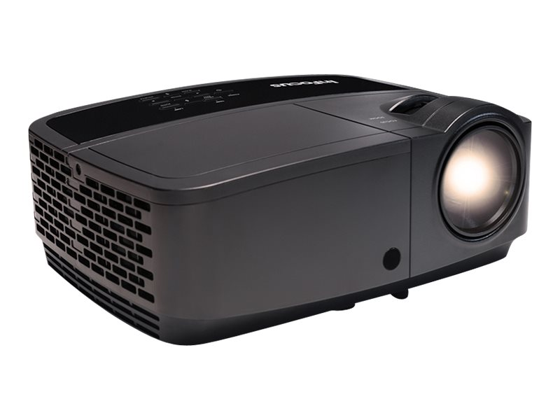 InFocus IN114x XGA 3D DLP Projector, 3200 Lumens, Black, IN114X, 28347840, Projectors