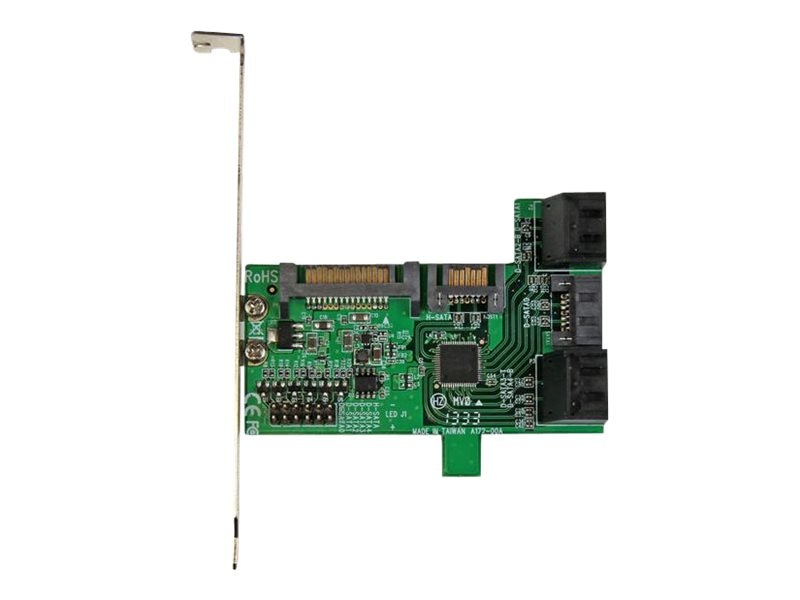 StarTech.com 5-port SATA to Single SATA III Port Multiplier Controller Card, ST521PMINT