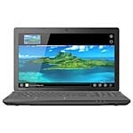 Toshiba Bundle Satellite C55T-B5349 Core i3-4005U 1.7GHz 4GB 500GB DVD SM bgn NIC WC 4C 15.6 HD MT W8.1, PSCLYU-01303-BD2, 20727127, Notebooks