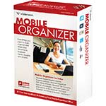 Xerox Visioneer Mobile Organizer w  RoadWarrior Scanner, Software, VS-MO, 18469878, Scanners
