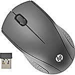 HP Wireless Mouse 2.4GHz, Black
