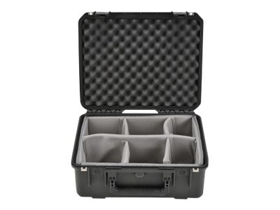 Samsonite Mil Std IM Case 19 x 14.5 x 8 Padded Dividers No Wheels, 3I-1914N-8B-D
