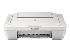 Canon PIXMA MG2924 Wireless Inkjet Photo All-In-One - White, 9500B027, 17741631, MultiFunction - Ink-Jet