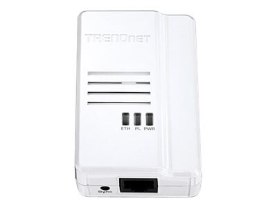 TRENDnet POWERLINE 500 AV2 Adapter, TPL-408E