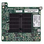 HPE InfiniBand FDR Ethernet 10Gb 40Gb 2-port 544+M Adapter