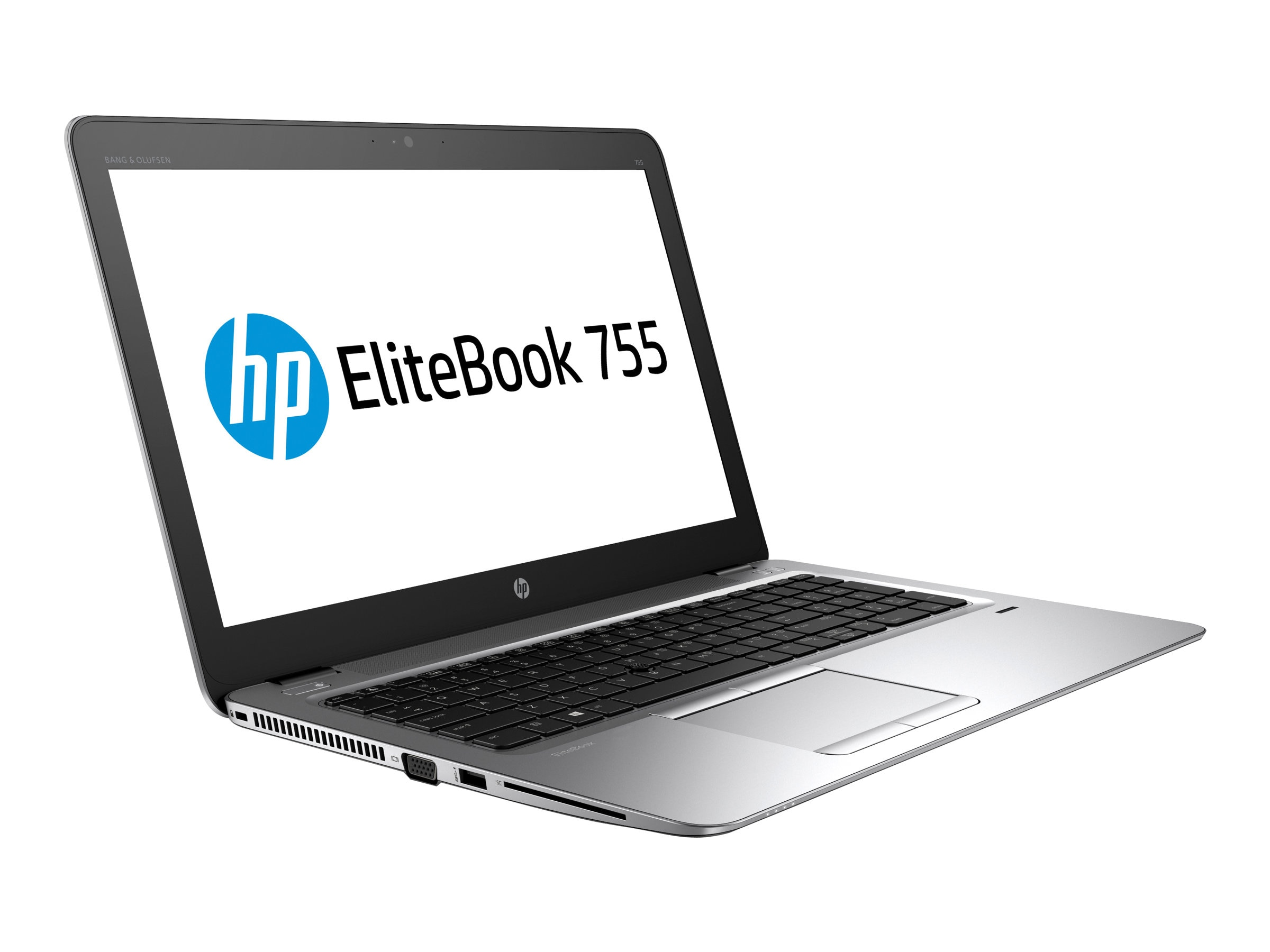 HP EliteBook 755 G3 1.6GHz A8 Series 15.6in display, T3L73UT#ABA