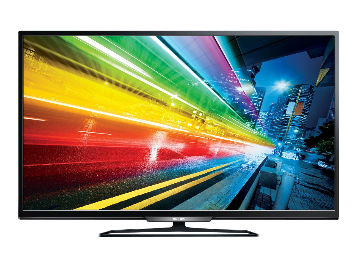 Philips 40 PFL4709 F7 Full HD LED-LCD TV, Black