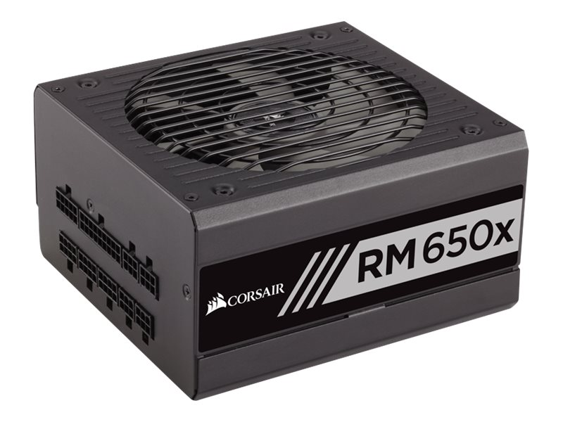 Corsair RM650x 650W 80 PLUS Gold Certified Fully Modular Power Supply Unit