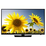 Open Box Samsung 40 H4005 LED-LCD TV, Black, UN40H4005AFXZA, 31758050, Televisions - LED-LCD Consumer