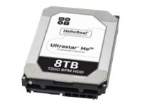 HGST 8TB UltraStar He10 SAS 12Gb s 4Kn ISE 3.5 Internal Hard Drive