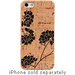 Allsop Cork Case for iPhone 5 5S, Hydrangea