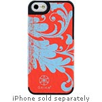Allsop Fabric Case for iPhone 5 5S, Filigree