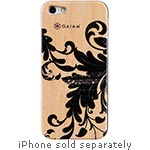 Allsop Wood Case for iPhone 5 5S, Filigree, 30781, 18895586, Carrying Cases - Phones/PDAs