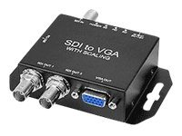 Siig 3G-SDI to VGA Converter, CE-SD0511-S1, 31838501, Scan Converters