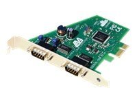 Lava Two Serial PCI-E Port Card, DSERIAL-PCIE, 12048968, Controller Cards & I/O Boards