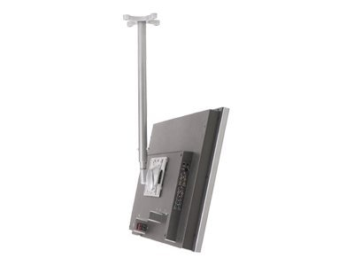 Chief Manufacturing Ceiling Mount Kit for Flat Panels 10-26, Silver
