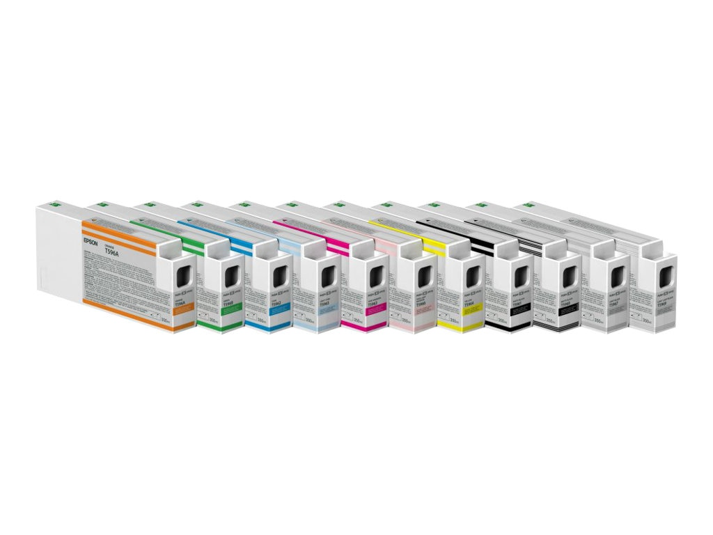 Epson Orange 350 ml Ultrachrome HDR Ink Cartridge, T596A00, 31892700, Ink Cartridges & Ink Refill Kits