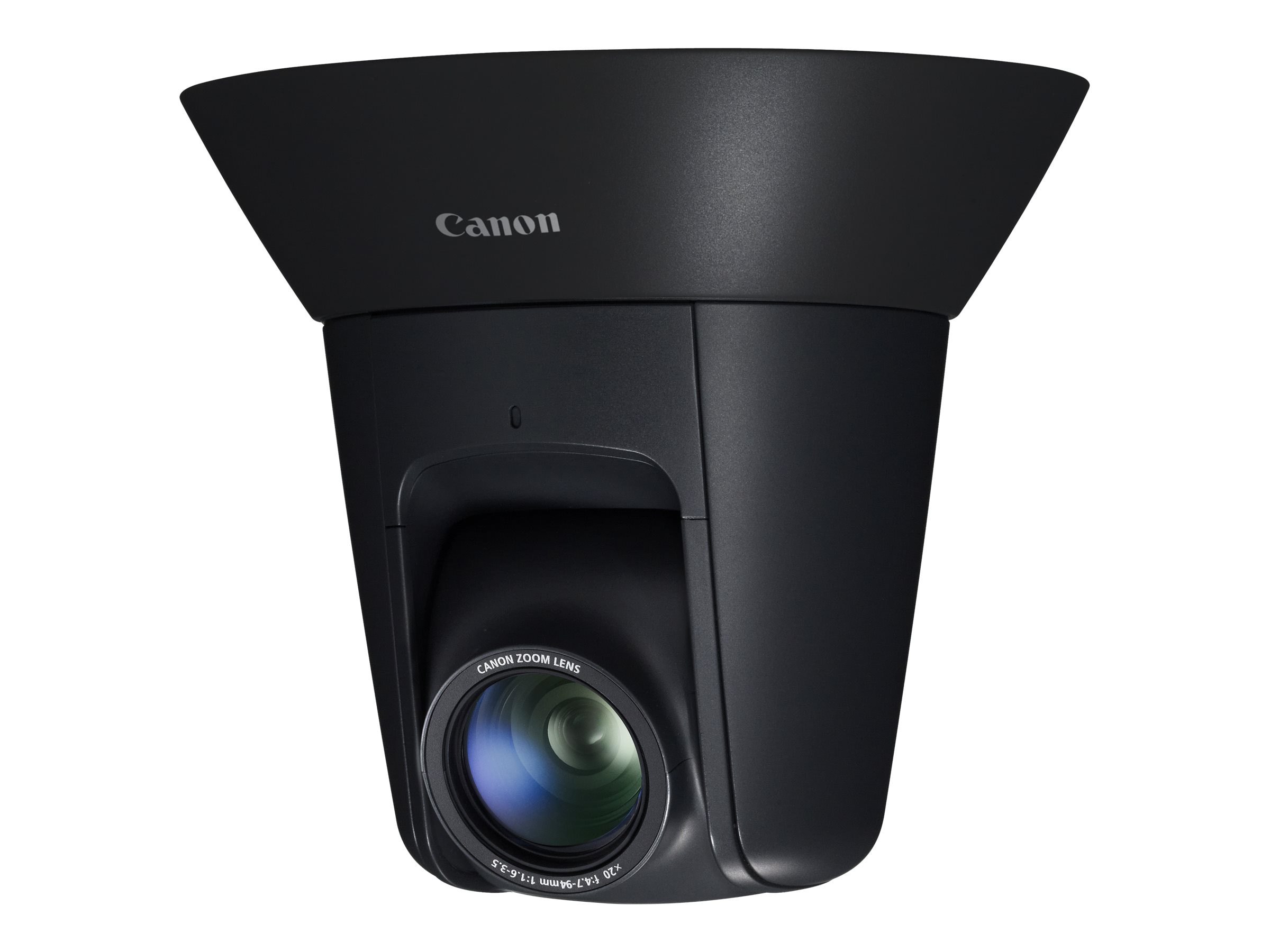 Canon VB-H43 2.1 MP Day Night PoE PTZ Network Camera with 4.7 to 94mm Varifocal Lens