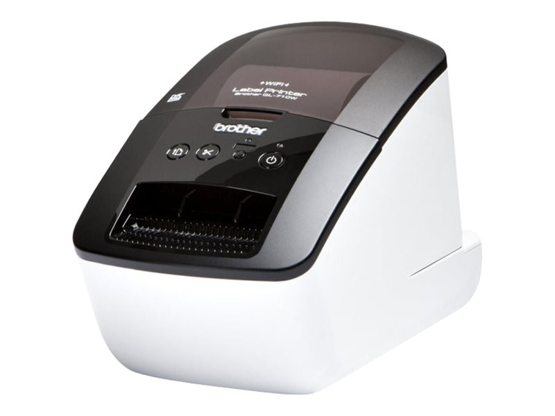 Brother QL-710W High-speed Label Printer