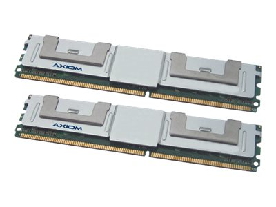 Axiom 8GB DDR-667 ECC FBDIMM Kit, TAA, AXG27091807/2