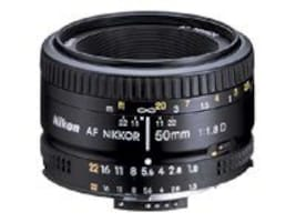 Nikon AF Nikkor 50mm F 1.8D Lens, 2137, 8644951, Camera & Camcorder Lenses & Filters