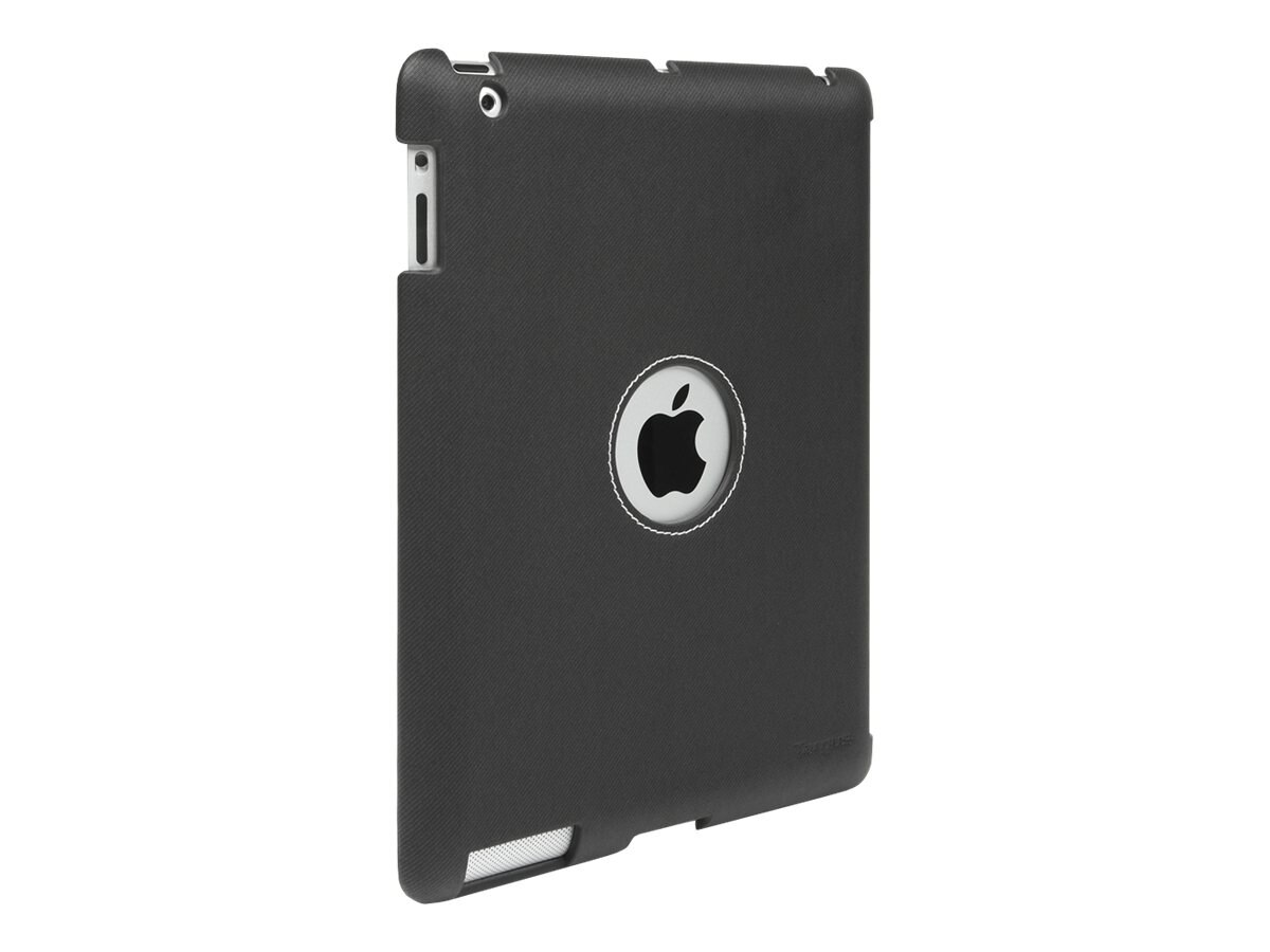 Targus VuComplete Back Cover for iPad 3, THD007US, 13765117, Carrying Cases - Tablets & eReaders