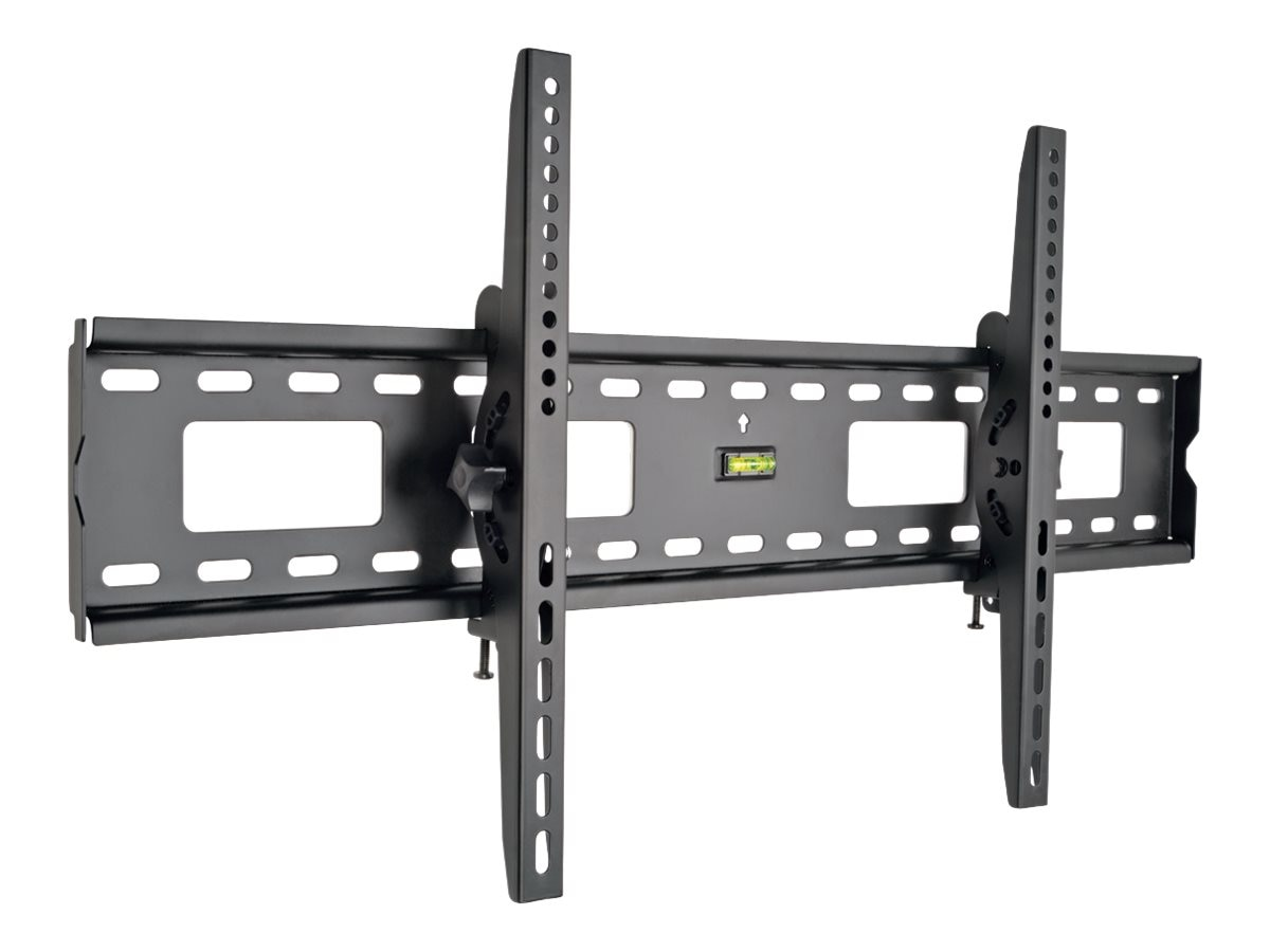 Tripp Lite Tilt Wall Mount for 45 to 85 Flat-Screen Displays, TVs, LCDs, Monitors