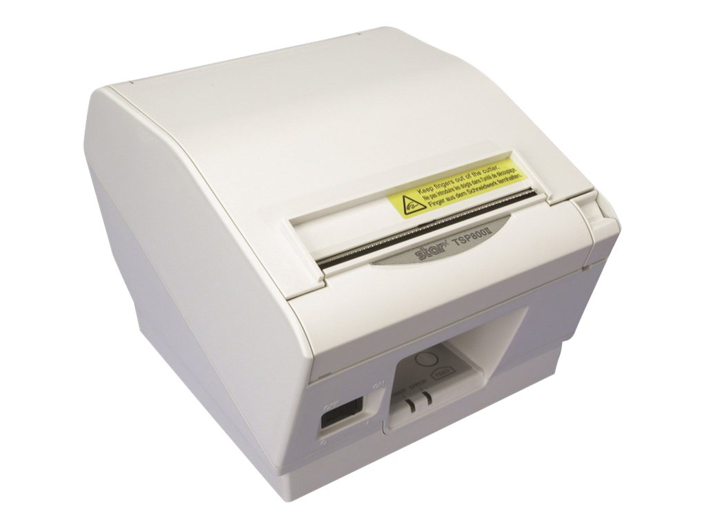 Star Micronics TSP847IIU-24 TSP800 Thermal USB Printer - Putty w  Auto-Cutter Tear, 39443901