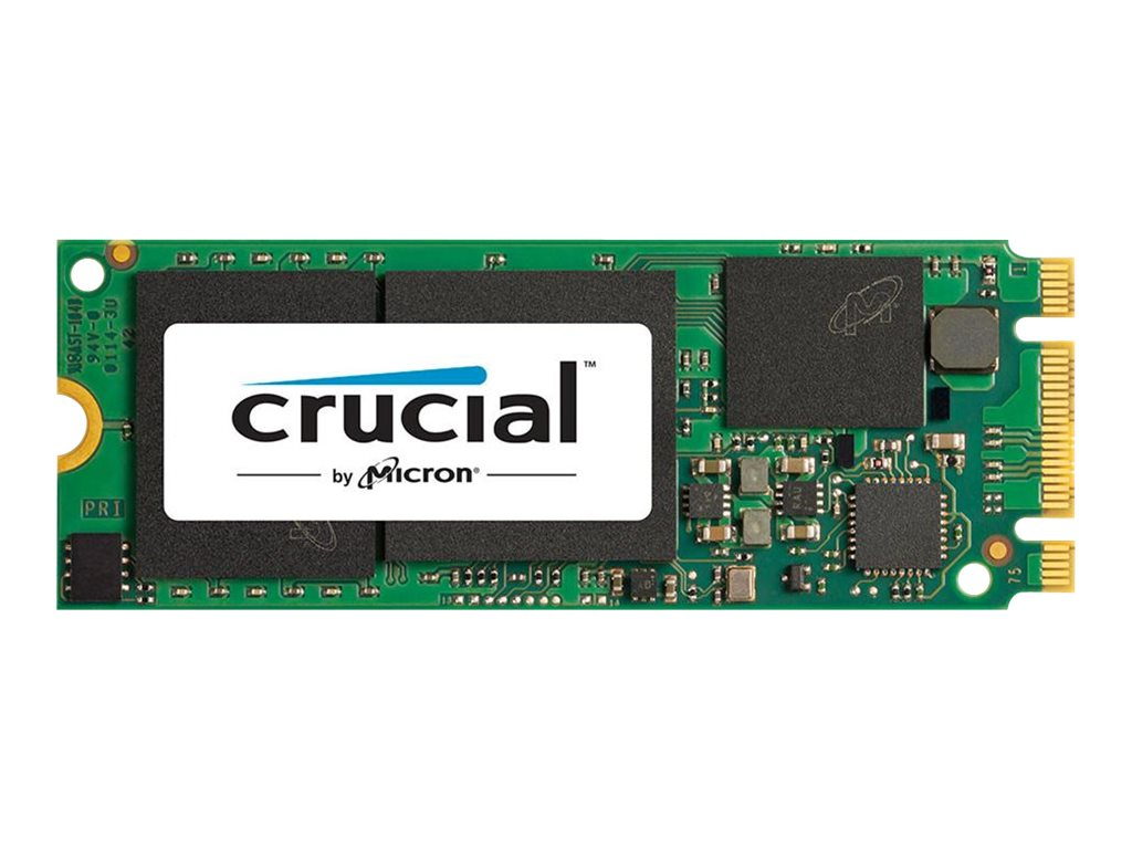 Crucial 250GB MX200 M.2 Type 2260 Internal Solid State Drive, CT250MX200SSD6, 18467768, Solid State Drives - Internal