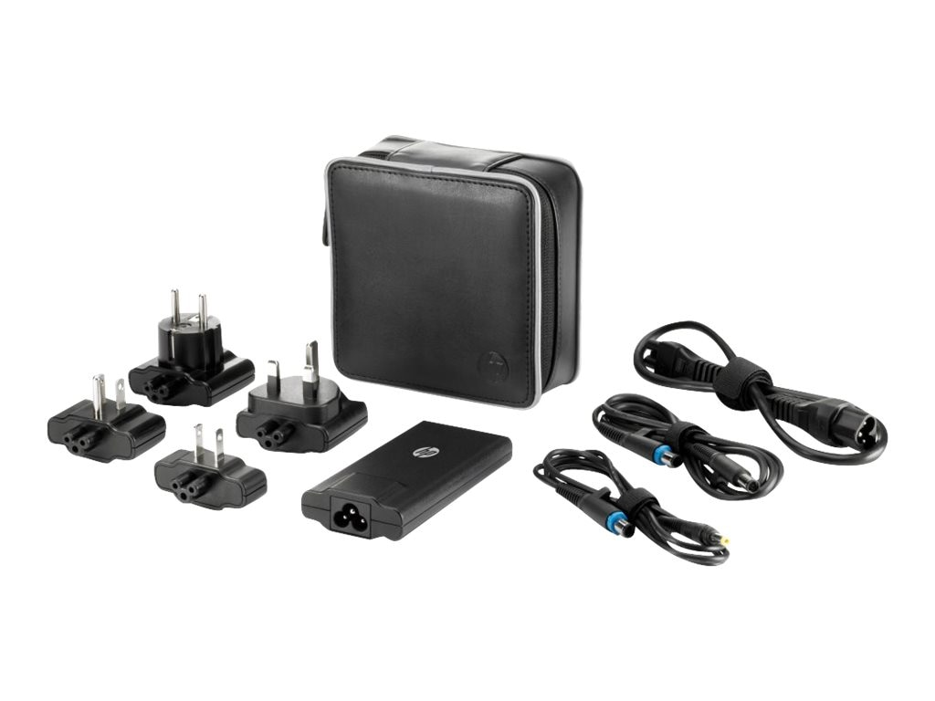 HP 65W Smart Travel AC Adapter