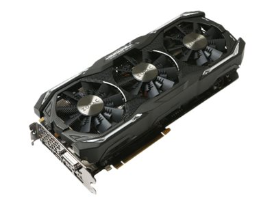 Zotac GeForce GTX 1070 AMP Extreme PCIe 3.0 Graphics Card, 8GB GDDR5