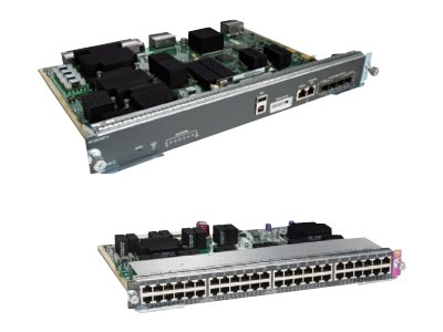 Cisco SUP7-E & WS+X4748-RJ45V+E-Upgrade for Bundle