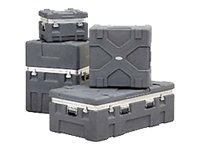 Samsonite Roto X Shipping Case Gray 24 x 24 x 22, 3SKB-X2424-22, 15288641, Carrying Cases - Other