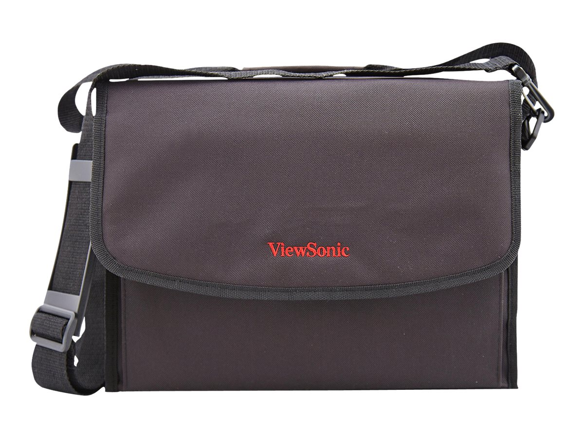 ViewSonic Soft Carrying Case for PJD7 PRO8 Series, Black, PJ-CASE-008