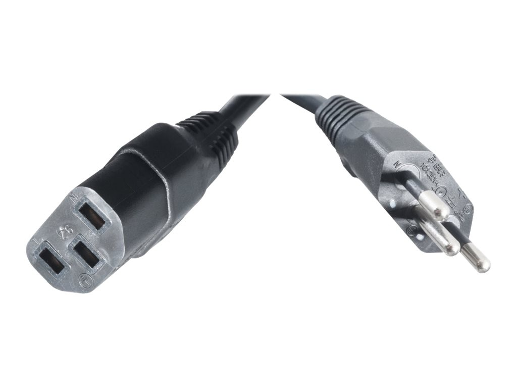 HPE Power Cord C13 to NBR 14136 Fig13, 2.5m, J9938A, 16590640, Power Cords