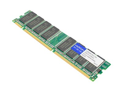 ACP-EP 1GB PC133 168-pin DDR SDRAM RDIMM for ProLiant CL380, DL360, DL380, ML330, ML350, ML370, ML770, 128280-B21-AA