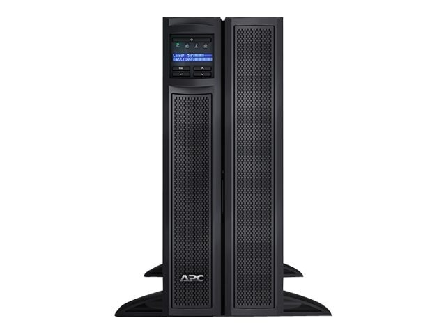 APC Smart-UPS X 3000VA 2700W 208-240V LCD 4U Rack Tower Extended Runtime UPS (10) Outlets USB Web SNMP, SMX3000HVNC