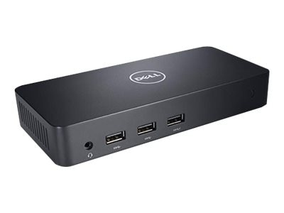 Dell USB 3.0 Ultra HD Docking Station, 462-9516, 17988211, Docking Stations & Port Replicators